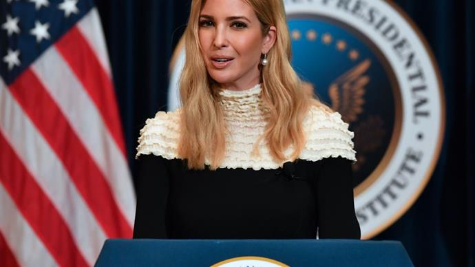 Apparently Ivanka Trump Aspires To Be The First Female President