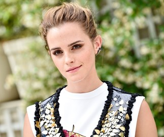 Notoriously Private Emma Watson Just Posted A Selfie And Debuted A Bold New Hairstyle