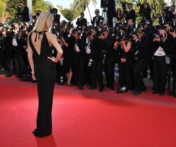 Golden Globes 2018 All Black Dress Code