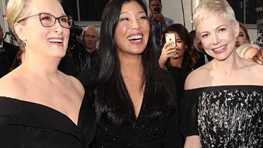 Everything You Need To Know About The Activists Attending The Golden Globes