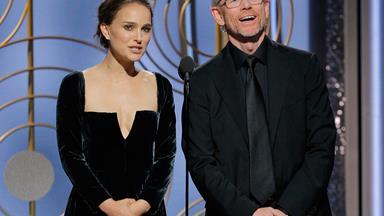 Natalie Portman's Best Director Burn Rocked The Golden Globes In The Best Way