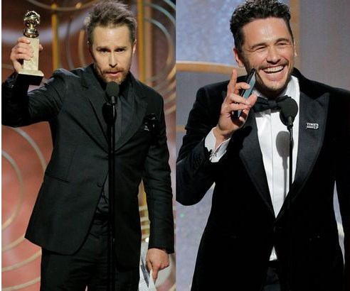 Every Male Golden Globes Winner Ignored The #MeToo And Time's Up Movements In Their Speech