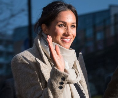 Meghan Markle Just Deleted All Of Her Social Media Accounts
