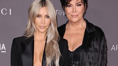 "Kim Kardashian Just Called Out A Publication For Referring To A Young Kris Jenner as ""Chubby"""