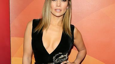 Jennifer Lopez Is Making A Case For Crystal Embellished Socks
