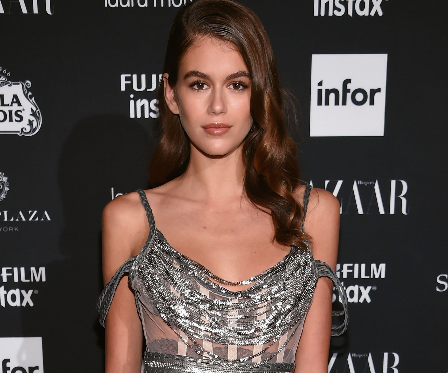 Kaia Gerber and Karl Lagerfeld have a fashion collection in the works