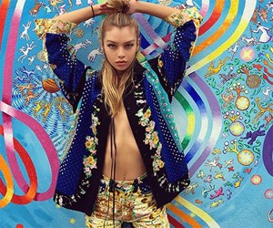 Stella Maxwell's Guide To Having A Stylish Summer