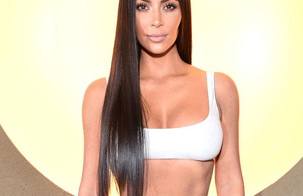 Kim Kardashian Has A 'Good Hair' Clause In Her Will