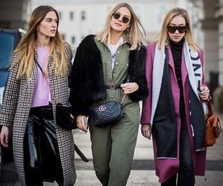 Street Style Berlin Fashion Week 2018