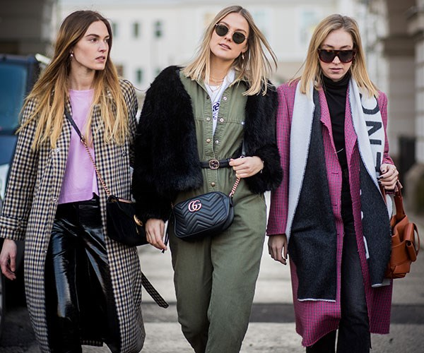 Street Style Berlin Fashion Week 2018