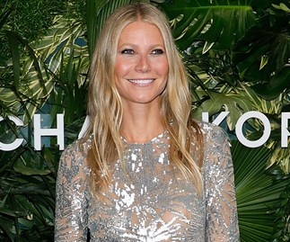 Here's Your First Look At Gwyneth Paltrow's Beautifully Unique Engagement Ring
