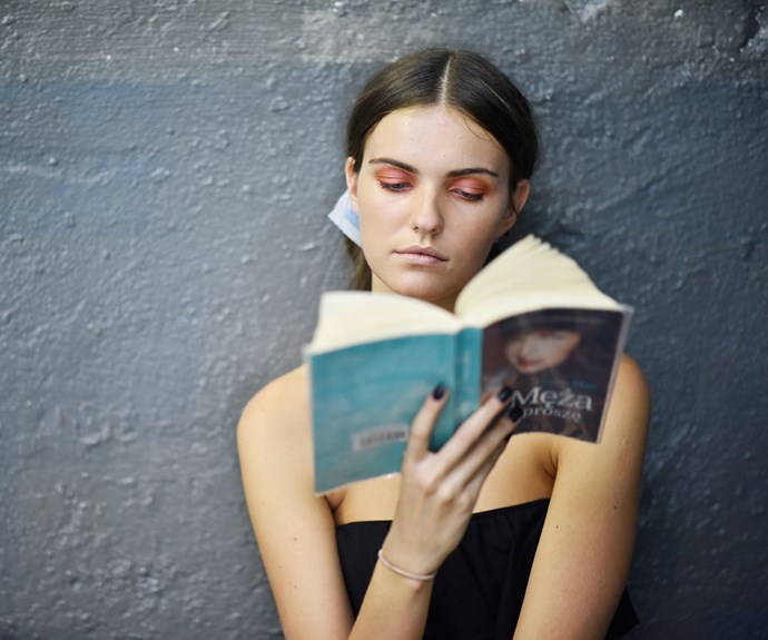 Model Reading Book