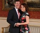 See Princess Eugenie's Engagement Photos