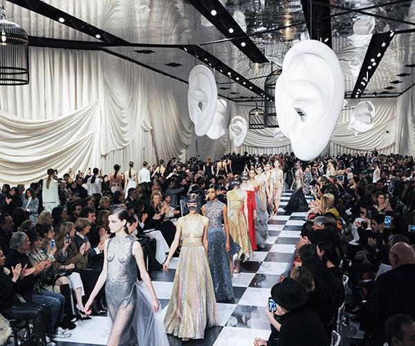 Dior Haute Couture Spring Summer 2018
