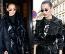 Bella And Gigi Hadid Can't Stop, Won't Stop Dressing For A 'Matrix' Reboot