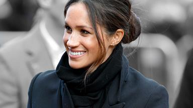 The Hidden Message Behind Meghan Markle's 'Un-Royal' Messy Bun