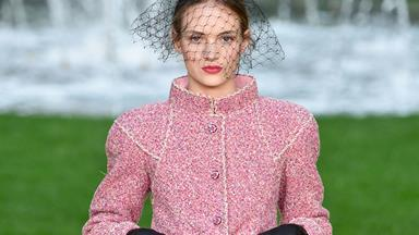 Chanel Hosted The Most Extravagant Garden Party For Its Spring 2018 Couture Show