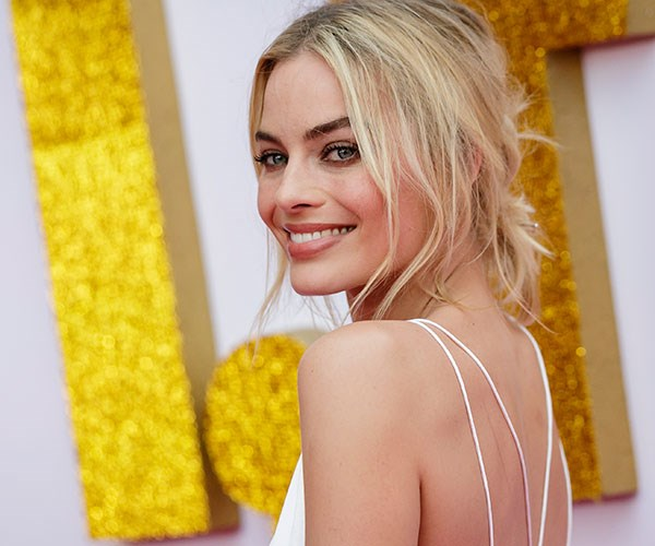 Margot Robbie Reacts To Oscar Nomination