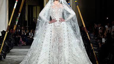 The Best Bridal Inspiration From Paris Haute Couture Fashion Week