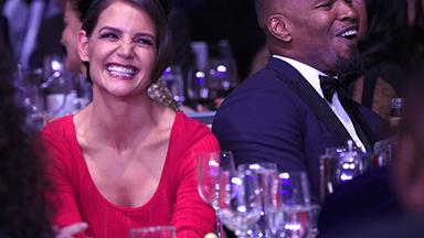 Katie Holmes And Jamie Foxx Just Made Their Public Debut As A Couple