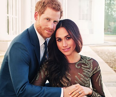 Stewart Parvin Is Now The Favourite To Design Meghan Markle's Wedding Dress