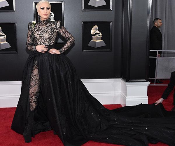 Grammys Red Carpet 2018