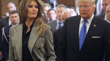 Should We Spend Time Interpreting Melania Trump's Fashion Choices?