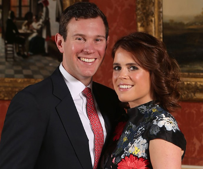 Princess Eugenie And Jack Brooksbank Announce Their Wedding Date