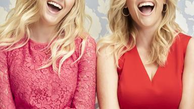 Reese Witherspoon And Ava Phillipe Star In Their First Mother-Daughter Photoshoot