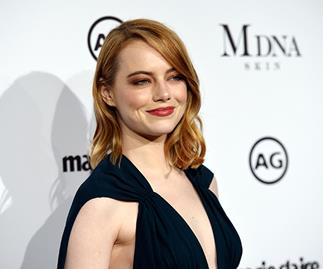 Return Of The Perm: Emma Stone Gets The New Wave