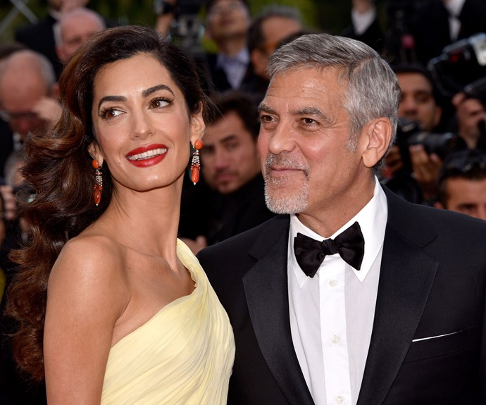 Here's What George Clooney Gifted His Wife Amal For Her 40th Birthday