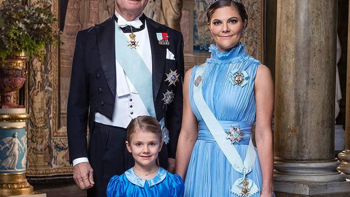 The Swedish Royal Family Is Taking Mother-Daughter Dressing To The Next Level
