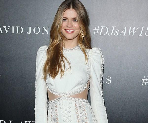 David Jones Fashion Launch AW18 Red Carpet