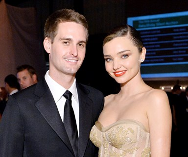 Miranda Kerr And Evan Spiegel Are Expecting Their Second Child