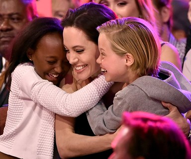 Angelina Jolie Opens Up About The Empowering Lessons She Is Teaching Her Daughters