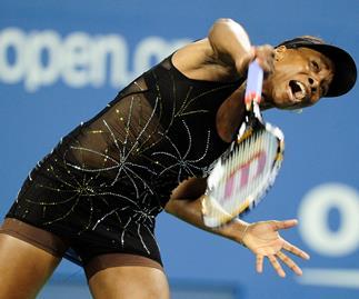 Fashion No.1 Venus Williams Won Her 1000th Singles Match