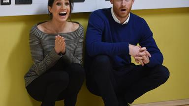 Prince Harry And Meghan Markle Confirm Wedding Plans