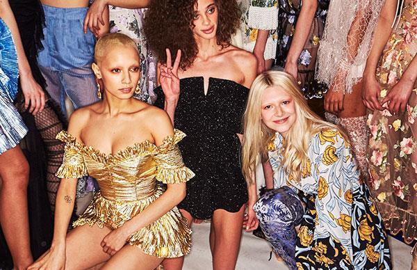 Australian Designers New York Fashion Week
