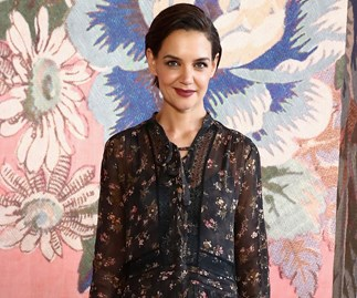 Katie Holmes Discussed Her Love Of Crocs At New York Fashion Week