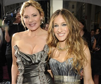 Sarah Jessica Parker Responds to Kim Cattrall's Instagram Post