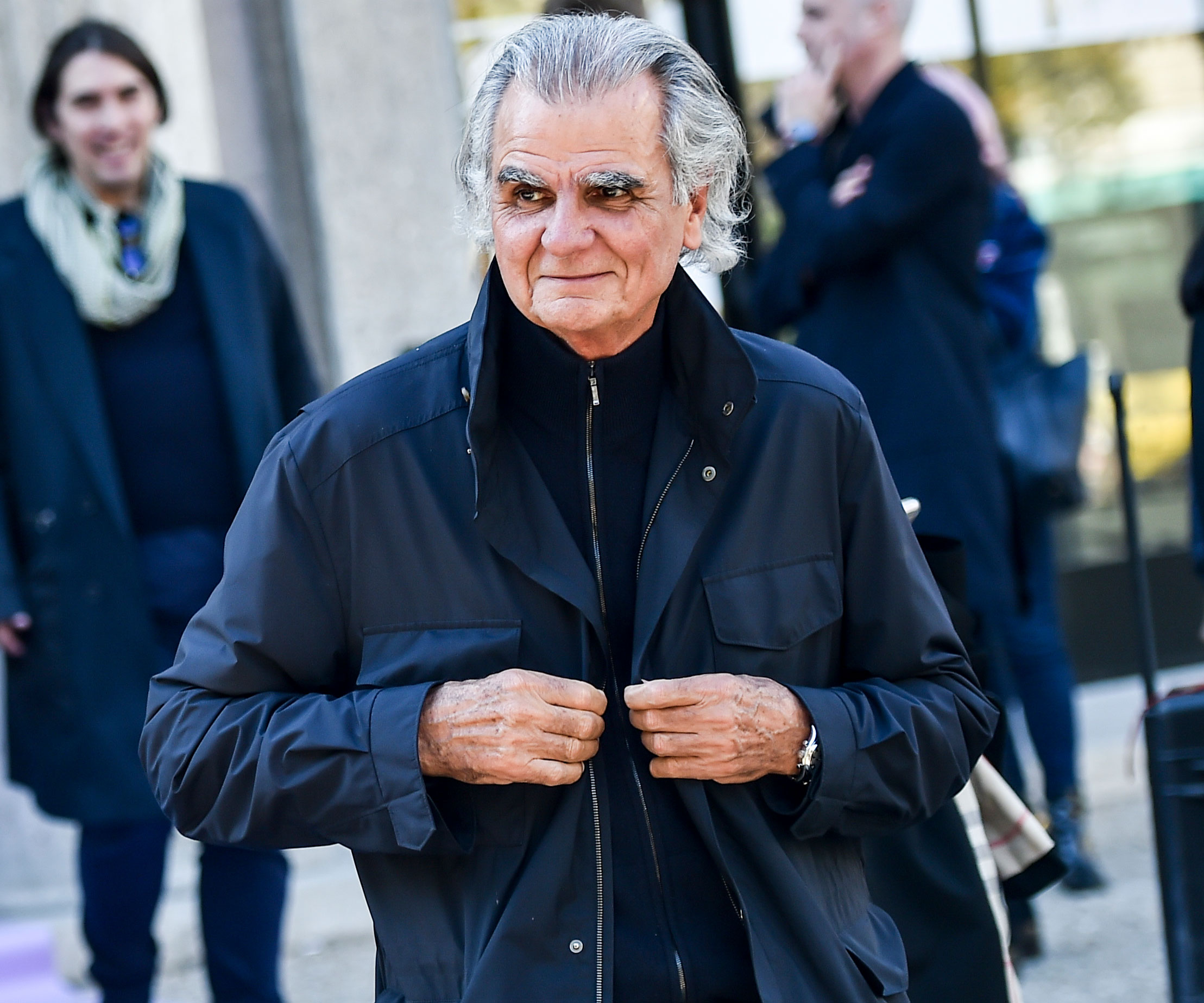Multiple Female Models Accuse Photographer Patrick Demarchelier of Sexual Misconduct