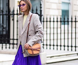 London Fashion Week Street Style AW18