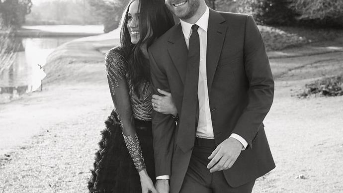 Meghan Markle's Wedding Dress Designer May Have Just Been Leaked
