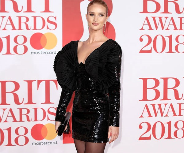 The Most Noteworthy Red Carpet Arrivals At The 2018 Brit Awards
