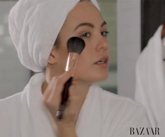 Jesinta Franklin My Everyday Face video BAZAAR
