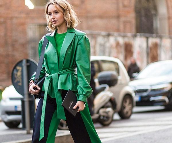 Milan Fashion Week Street Style AW18