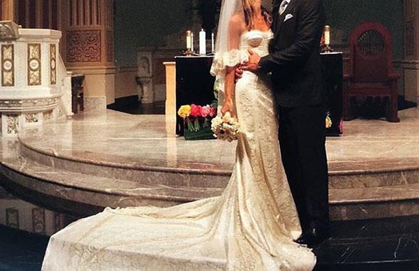 Tom Brady Gisele Bundchen Wedding Pictures