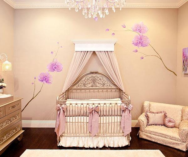 lavish celebrity nurseries