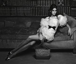 Kaia Gerber Just Landed Her First Chanel Campaign At The Age Of 16