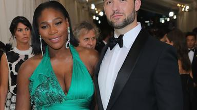 Serena Williams' Husband Bought Four Billboards To Welcome Her Back To Tennis